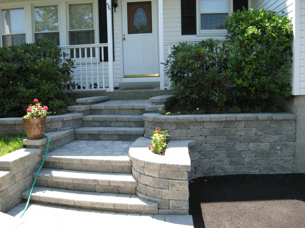 Awesome home entrance steps design pictures interior design ideas - Home entrance stairs design ...